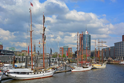 Hamburger Niederhafen