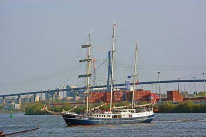 Pedro Doncker zum 828.Hamburger Hafengeburtstag