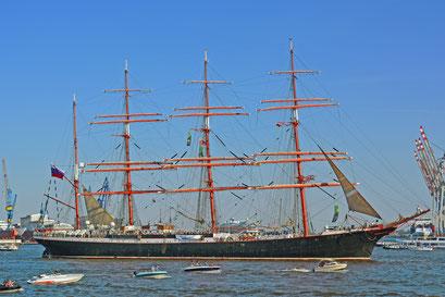 SEDOV zum 829.Hamburger Hafengeburtstag