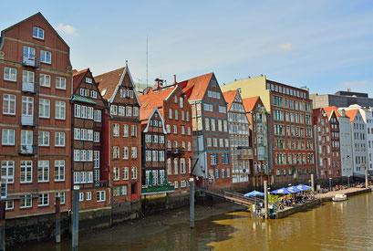 Alt-Hamburg/Nikolaifleet