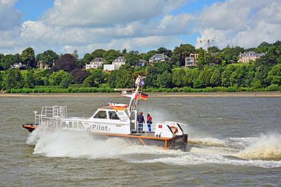 Lottesenboot Pilot