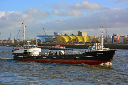 Tankschiff TMS Dagmar