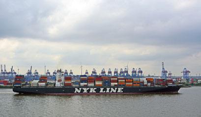 NYK OCEANUS PANAMA