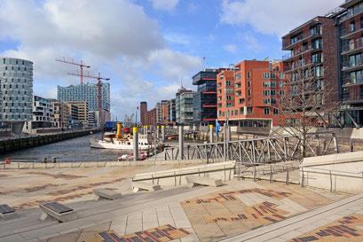 Traditionsschiffhafen am 15.03.2014