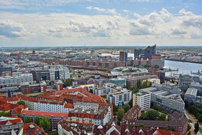 HafenCity/Speicherstadt