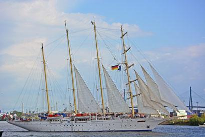 STAR CLIPPERS beim 824.Hamburger Hafengeburtstag 2013