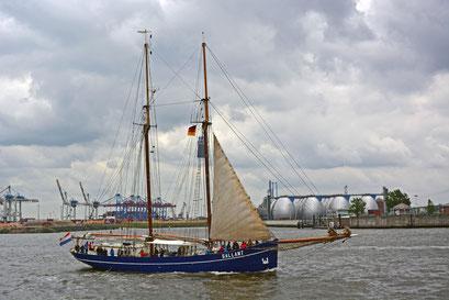 GALLANT zum 825.Hamburger Hafengeburtstag 2014