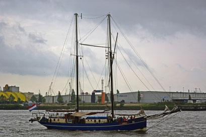 OBAN zum 825.Hamburger Hafengeburtstag 2014