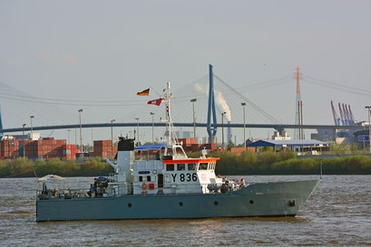 PUTLOS zum 828.Hamburger Hafengeburtstag