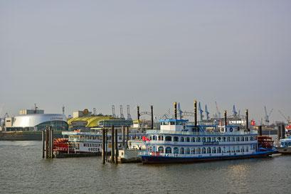Im Hamburger Niederhafen