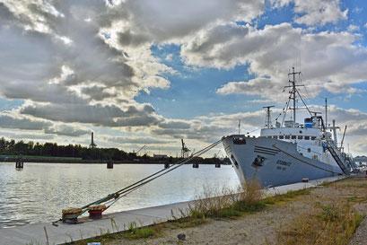 An der STUBNITZ im Baakenhafen