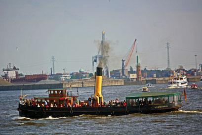 ELBE zum 824.Hamburger Hafengeburtstag 2013