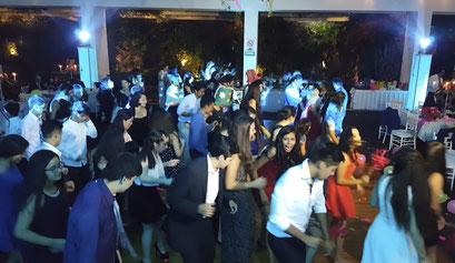 Con el mejor ambiente nuestro dj para fiestas