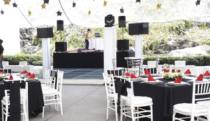 Equipo Grand dj para fiestas Karaoke Luz y Sonido