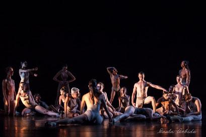 Metamorphosis - III. edizioa - choreography: Iratxe Ansa, Teatro Victoria Eugenia, San Sebastian, photo: Paula Arbide