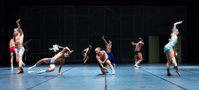 Frankfurt Diaries - Ballett des Staatstheaters am Gärtnerplatz - choreography: Michael Schumacher, Reithalle, München; photo: Marie-Laure Briane