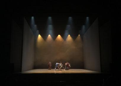 The Male Dancer - by Iván Pérez, Ballet de l'Opéra National de Paris, dancers: cast; photo: Tanja Ruehl