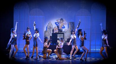 Poupoupidou Revue - by Emma Mylan; Casino Théatre de Genève; artists: Cheeky Kelly, Secret Follies