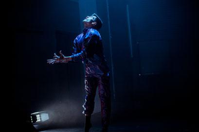 Shorts - by Wubkje Kuindersma, Hessisches Staatsballett; dancer: Mirko De Campi; photo: Varvara Kandaurova