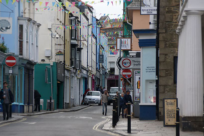 Falmouth - Dorfstrasse