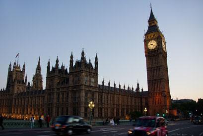 House of Parliament und Big Ben