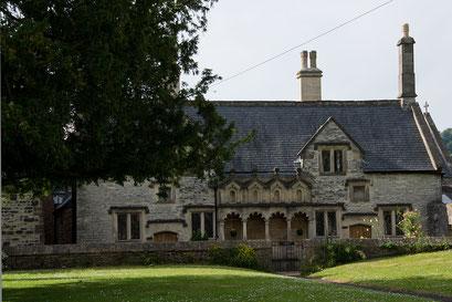 Wells - historisches Wohnhaus