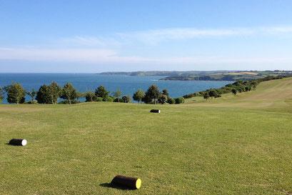 Golf am Ärmelkanal - traumhafte Plätze