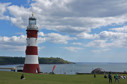 Plymouth - Smeaton Lighthouse