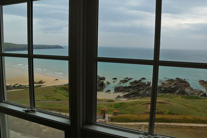 The Headland - Blick aus unserem Fenster