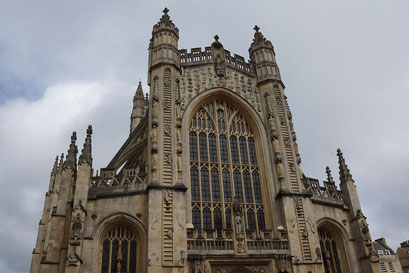 Bath - Kathedrale