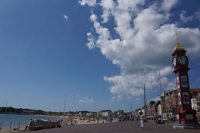 Weymouth - Strandpromenade