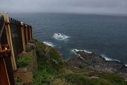 The Headland - Küstenabschnitt beim Hotel