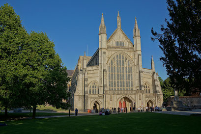 Winchester - Cathedral