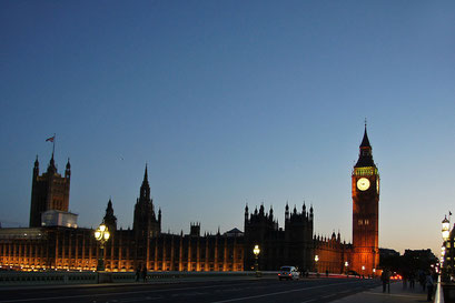 House of Parliament und Big Ben