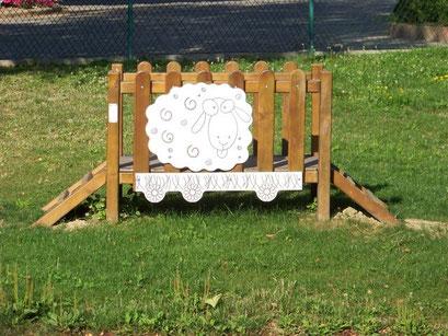 École maternelle : Les « Bout d'choux » - Travaux été 2012