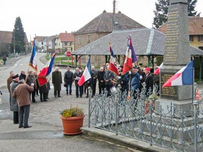 Cérémonie du 19 mars 2011