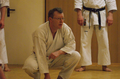 Frye, Andreas | Karate seit 1999 | 1.Dan am 24.09.2011 bei Ochi Sensei in Hennef | † Juli 2017