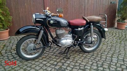 MZ ES 250-1 Bj. 1965