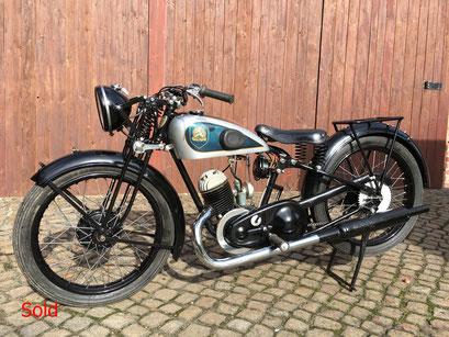 Triumph RL 200 Bj. 1934