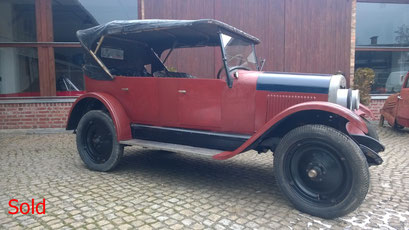 Chevrolet Bj. 1925