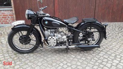 BMW R71 Bj. 1938