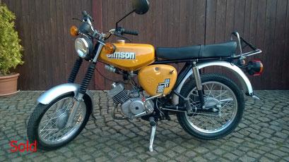 Simson S51 B Bj. 1987