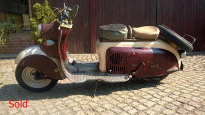 "IWL Roller ""Berlin"" Bj. 1959"