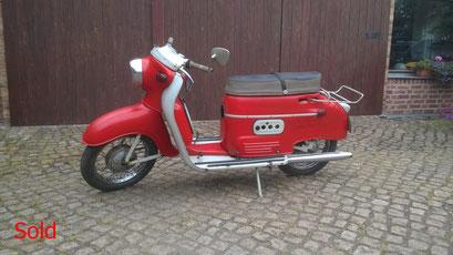 Manet Roller 1962