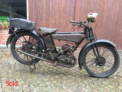 BSA 250ccm Bj. 1928