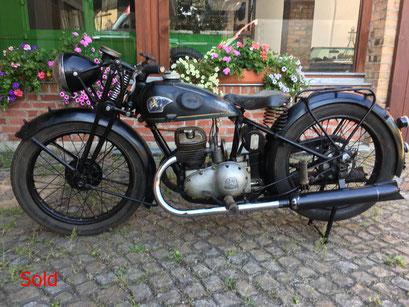 Triumph B200 Bj. 1938