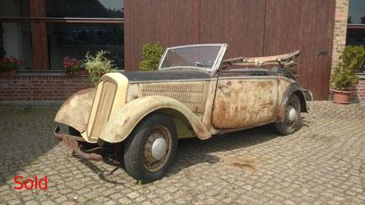 DKW F8 Bj. 1939