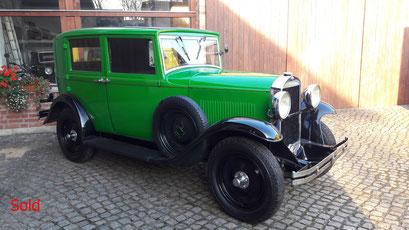 Opel 1,8 Bj. 1932