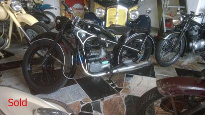 BMW R35 Bj. 1950