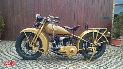 Harley Davidson 750 DL Bj. 1929